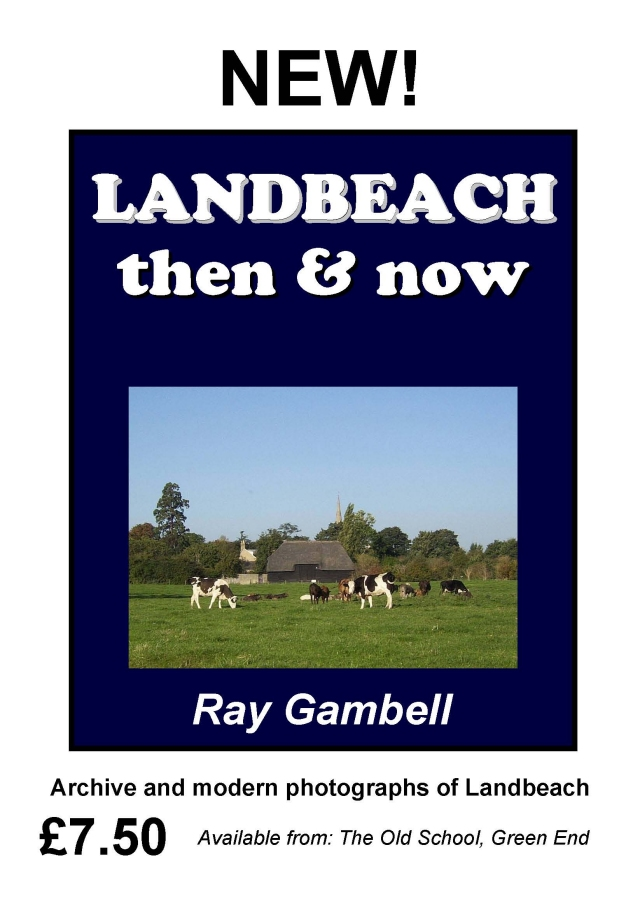Landbeach Then and Now poster